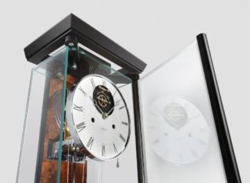 Mechanische Pendelwanduhr Regulator Kieninger 2548-96-02 - 3
