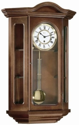 Mechanische Pendelwanduhr Regulator Hermle -Osterley- 70305-030341 - 1